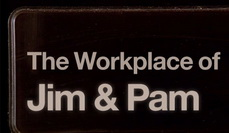 The Workplace of Jim & Pam