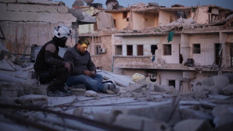 라스트맨 인 알레포