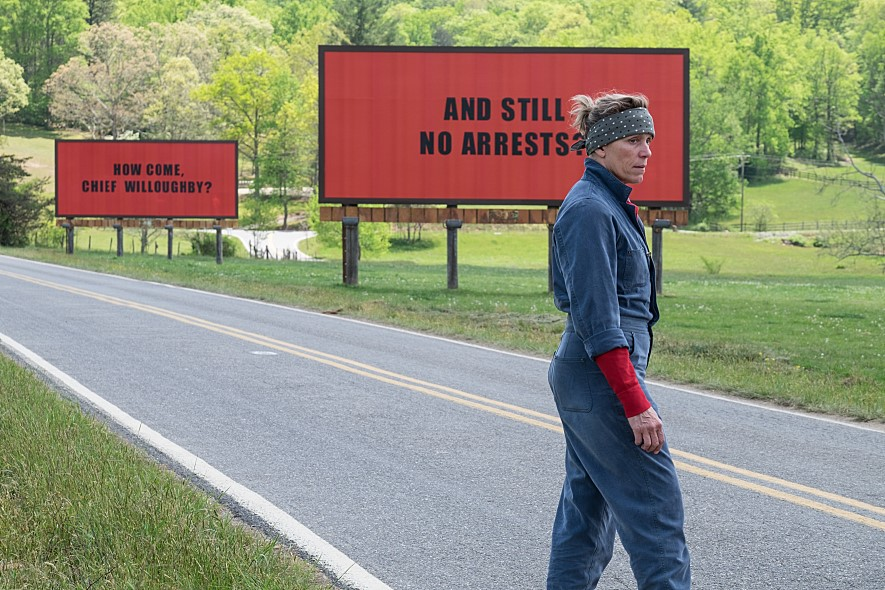 쓰리 빌보드 Three Billboards Outside Ebbing, Missouri