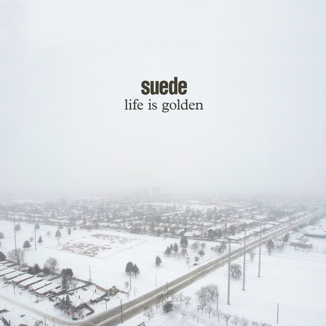 Suede - Life is Golden
