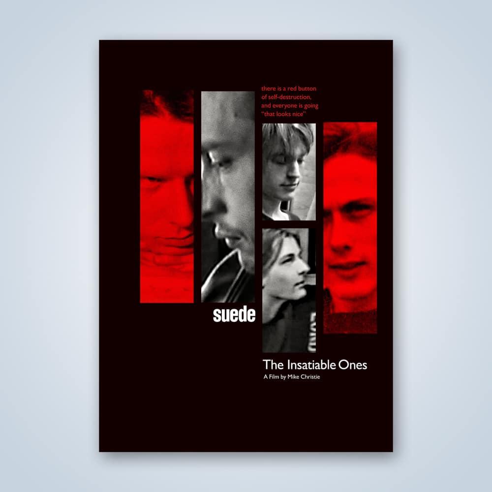 스웨이드: 더 인세이셔블 원스 Suede: The Insatiable Ones