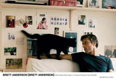 Brett Anderson - Brett Anderson