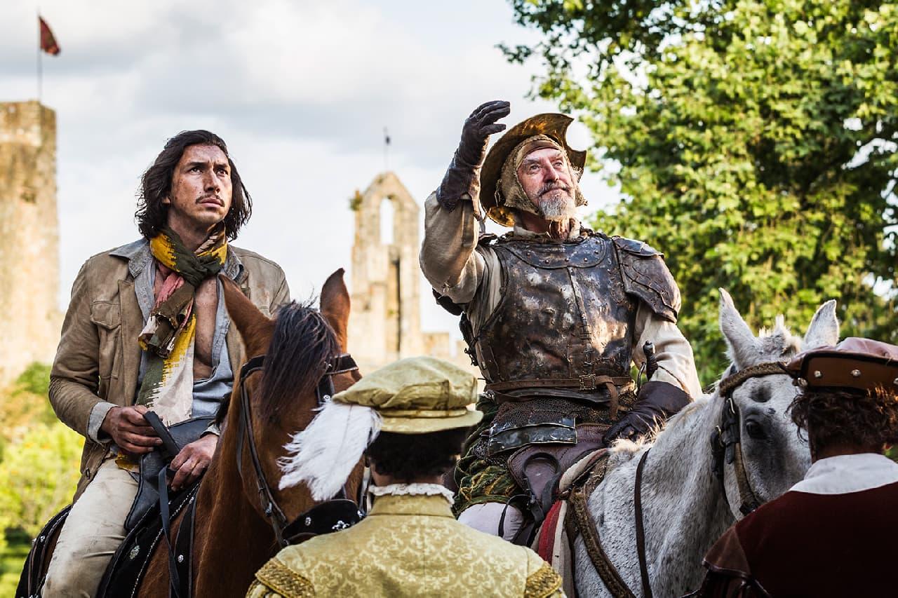 돈키호테를 죽인 사나이 The Man Who Killed Don Quixote